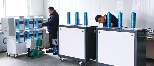 成功超声波分散生产线设备质量如何?