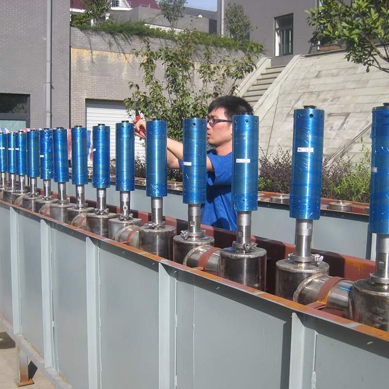 超声波分散生产线设备