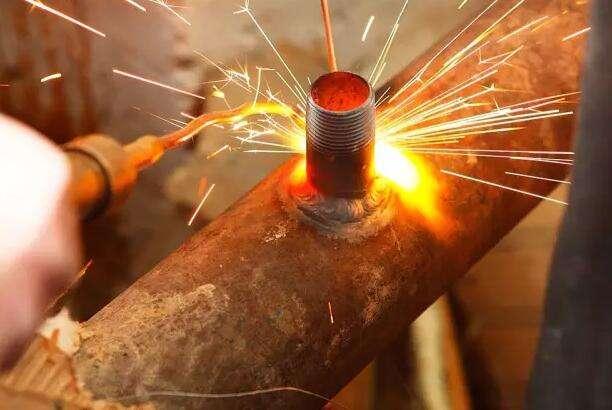 影响金属焊接的三大因素